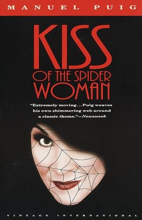 kiss of the spider woman essays